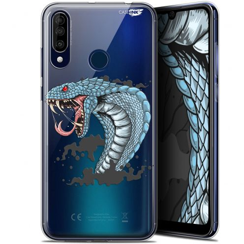 "Extra Slim Gel Wiko View 3 (6.26"") Case Design Cobra Draw"