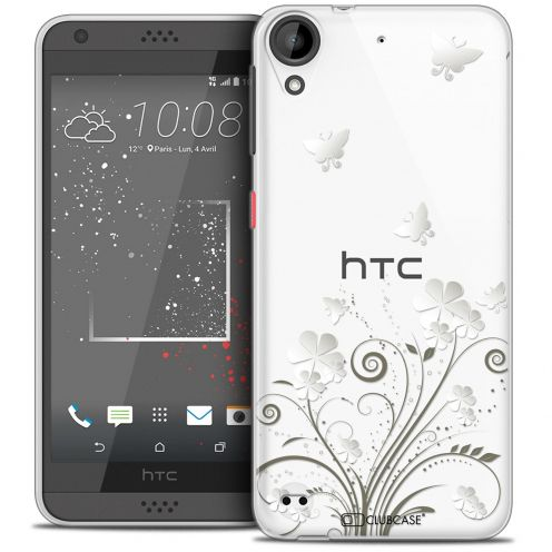 Extra Slim Crystal Gel HTC Desire 530/630 Case Summer Papillons