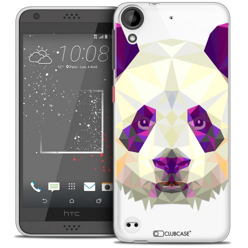 Extra Slim Crystal Gel HTC Desire 530/630 Case Polygon Animals Panda