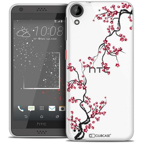 Extra Slim Crystal Gel HTC Desire 530/630 Case Summer Sakura
