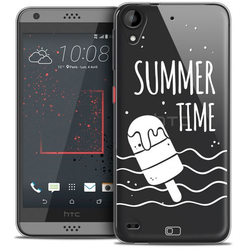 Extra Slim Crystal Gel HTC Desire 530/630 Case Summer Summer Time