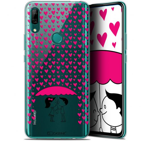 "Extra Slim Gel Huawei P Smart Z (6.6"") Case Love Pluie d'Amour"