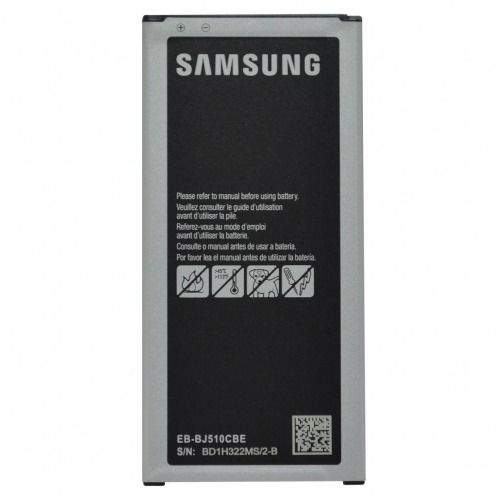Original Samsung Battery for Samsung Galaxy J5 2016 (J510) (EB-BJ510CBE)