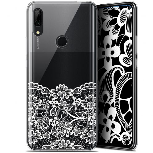 "Extra Slim Gel Huawei P Smart Z (6.6"") Case Spring Bas dentelle"