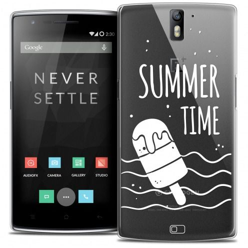 Extra Slim Crystal Rigide OnePlus One Case Summer Summer Time