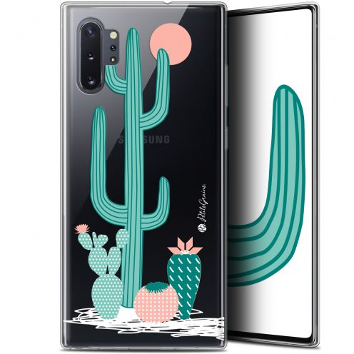 "Extra Slim Gel Samsung Galaxy Note 10+ / Plus (6.8"") Case Petits Grains® A l'Ombre des Cactus"