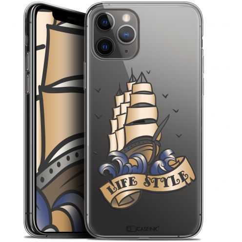 "Extra Slim Gel Apple iPhone 11 Pro (5.8"") Case Tatoo Lover Fashion"