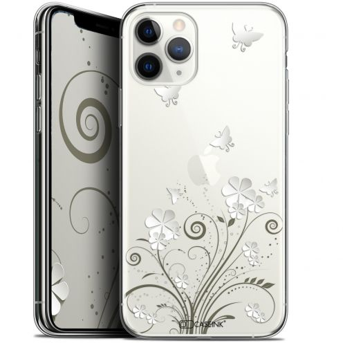 "Extra Slim Gel Apple iPhone 11 Pro (5.8"") Case Summer Papillons"