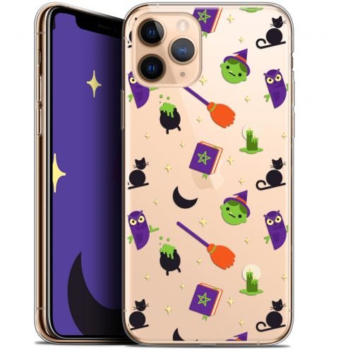 """Extra Slim Gel Apple iPhone 11 Pro Max (6.5"""") Case Halloween Witch Potter"""