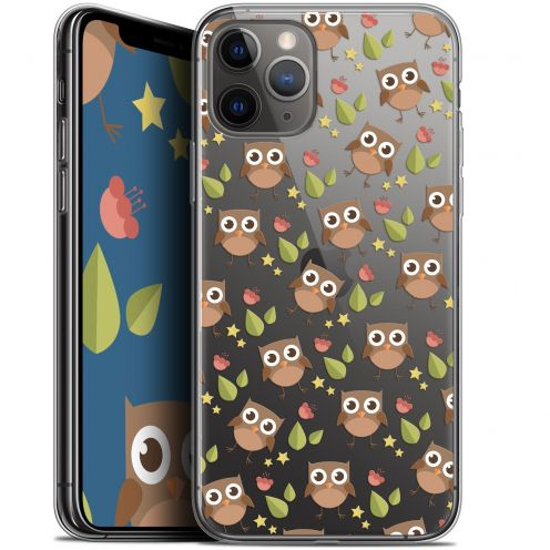 "Extra Slim Gel Apple iPhone 11 Pro Max (6.5"") Case Summer Hibou"