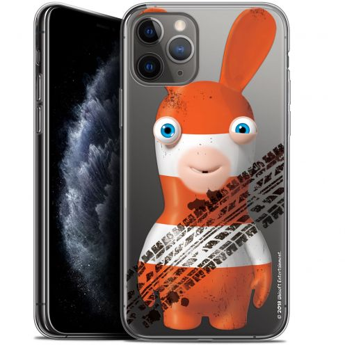 """Gel Apple iPhone 11 Pro Max (6.5"""") Case Lapins Crétins™ On the Road"""