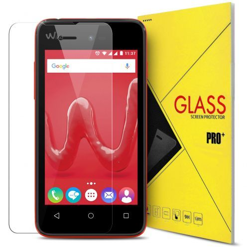 Glass Pro+ Ultra HD 9H 0.33 mm Tempered Glass Screen Protector for Wiko Sunny