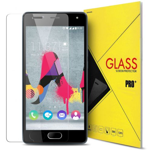 Glass Pro+ Ultra HD 9H 0.33 mm Tempered Glass Screen Protector for Wiko U Feel LITE