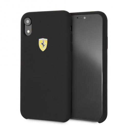 Original Hardcase Ferrari FESSIHCI61BK Iphone XR black
