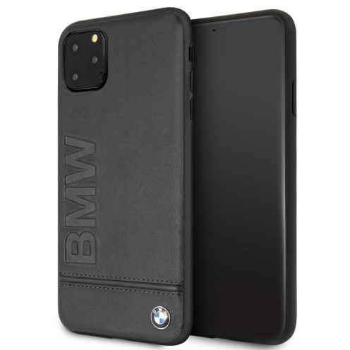 Original faceplate case BMW BMHCN65LLSB iPhone 11 Pro Max black