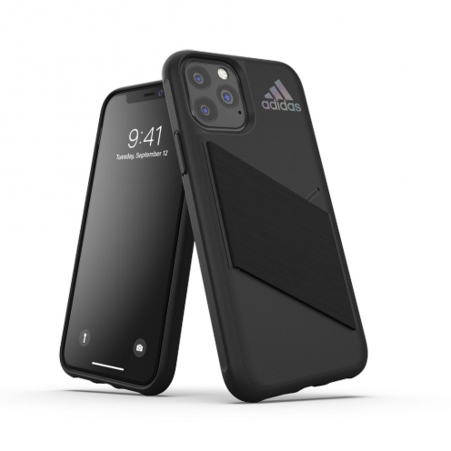 ADIDAS SP Protective Pocket Case for iPhone 11 PRO ( 5.8 ) black