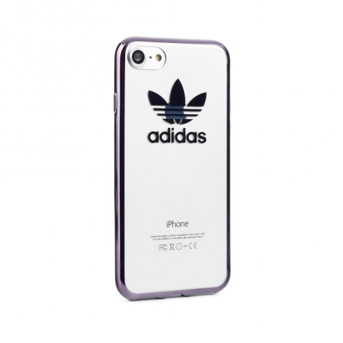 Coque ADIDAS Originals ENTRY ClearBASICS IPHO 7 / 8 black