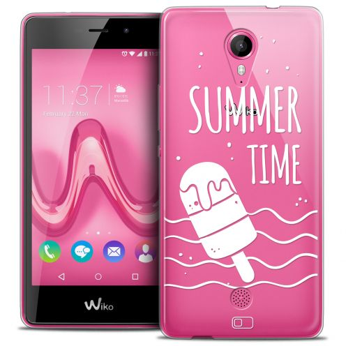 Extra Slim Crystal Gel Wiko Tommy Case Summer Summer Time