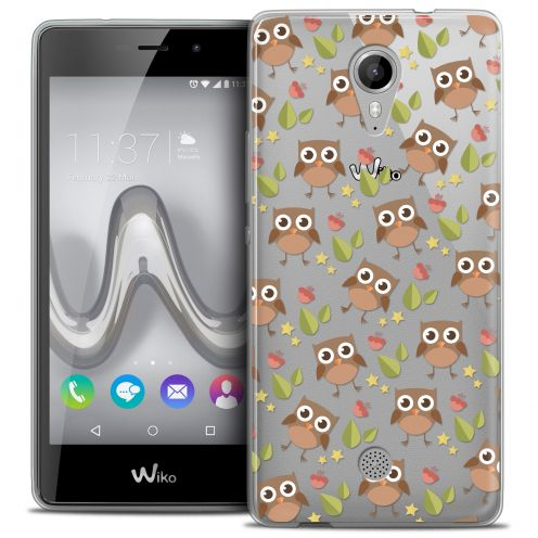 Extra Slim Crystal Gel Wiko Tommy Case Summer Hibou