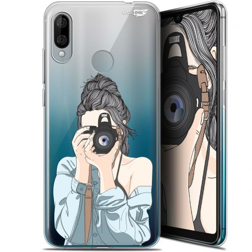 "Extra Slim Gel Wiko View 3 LITE (6.09"") Case Design La Photographe"