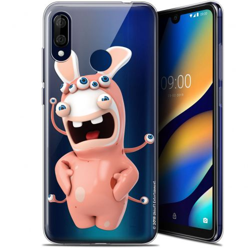 """Gel Wiko View 3 LITE (6.09"""") Case Lapins Crétins™ Extraterrestre"""