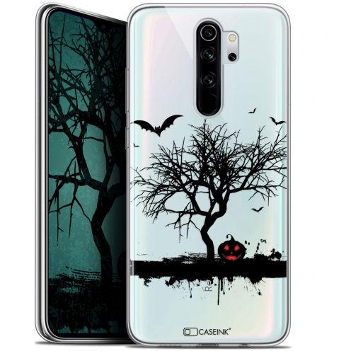 "Extra Slim Gel Xiaomi Redmi Note 8 PRO (6.5"") Case Halloween Devil's Tree"