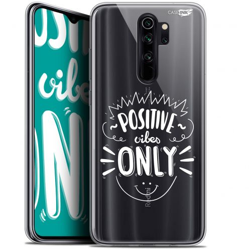 """Extra Slim Gel Xiaomi Redmi Note 8 PRO (6.5"""") Case Design Positive Vibes Only"""
