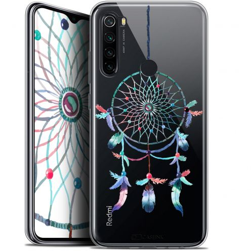 "Extra Slim Gel Xiaomi Redmi Note 8 (6.3"") Case Dreamy Attrape Rêves Rainbow"