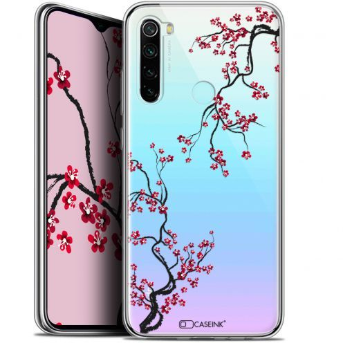 "Extra Slim Gel Xiaomi Redmi Note 8 (6.3"") Case Summer Sakura"