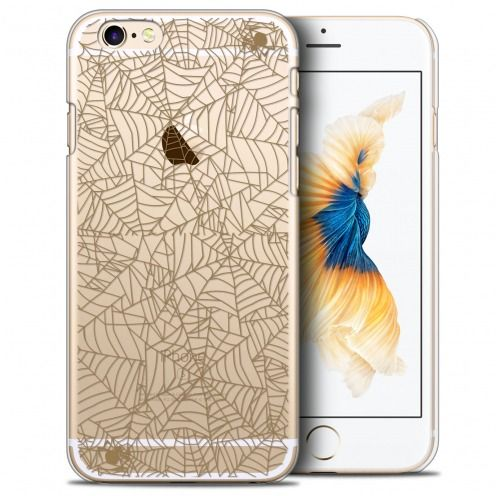 Extra Slim Crystal iPhone 6/6s (4.7) Case Halloween Spooky Spider
