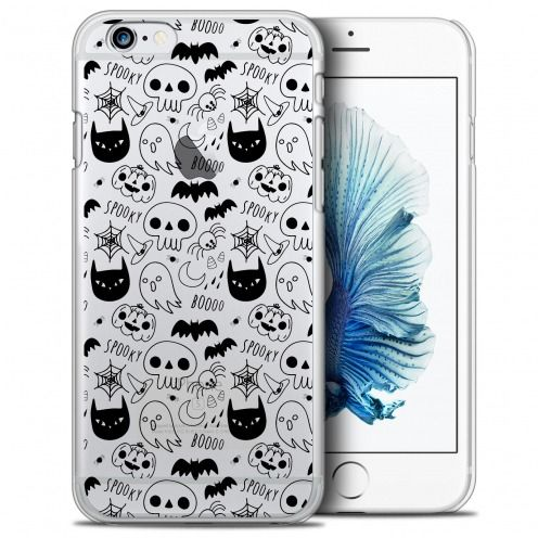 Extra Slim Crystal iPhone 6/6s Plus (5.5) Case Halloween Spooky
