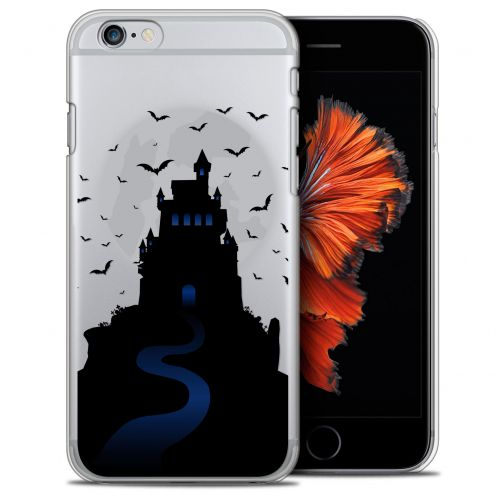 Extra Slim Crystal iPhone 6/6s Plus (5.5) Case Halloween Castle Nightmare