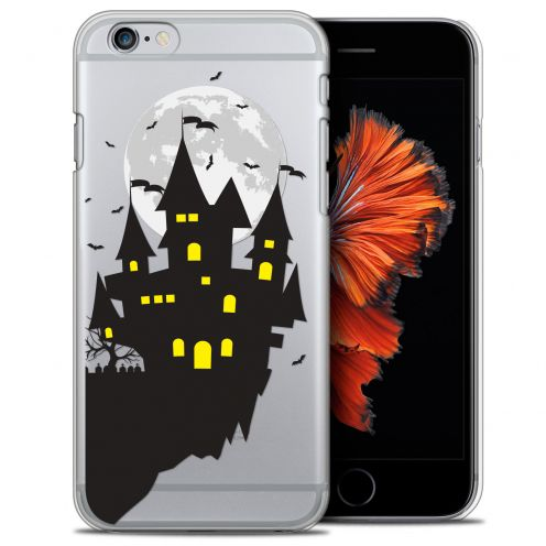 Extra Slim Crystal iPhone 6/6s Plus (5.5) Case Halloween Castle Dream