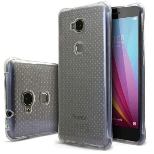 Shockproof SafeGuard Crystal Flexible Case Huawei Honor 5X