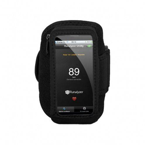 Runalyzer ® Armband for iPhone 5 / iPod touch 5g M/L