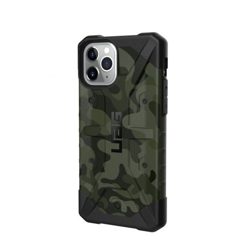 Urban Armor Gear® iPhone 11 Pro Shockproof Case - UAG Pathfinder Forest Camo