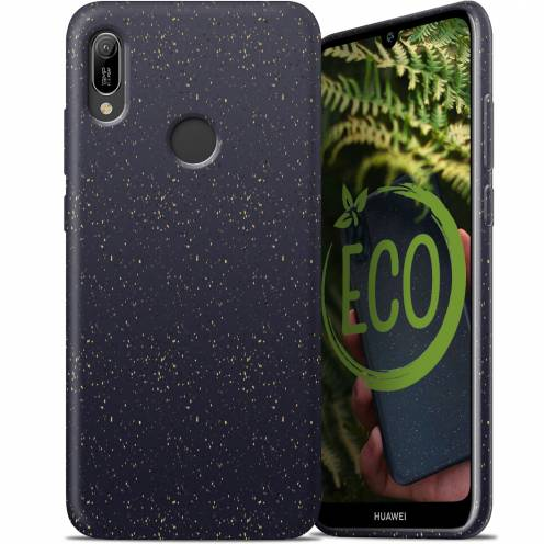 Biodegradable ZERO Waste case for Huawei Y6 2019 black