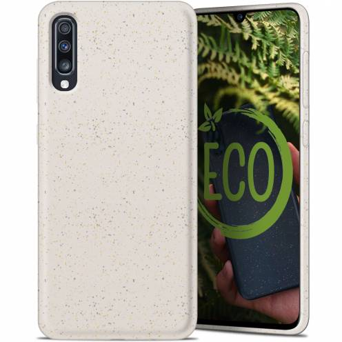 Biodegradable ZERO Waste case for Samsung Galaxy A70 nature