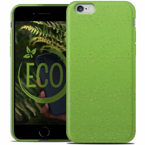 Biodegradable ZERO Waste case for iPhone 6 / 6S green