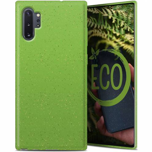 Biodegradable ZERO Waste case for Samsung Galaxy Note 10 Plus green