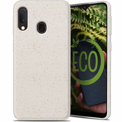 Biodegradable ZERO Waste case for Samsung Galaxy A40 nature