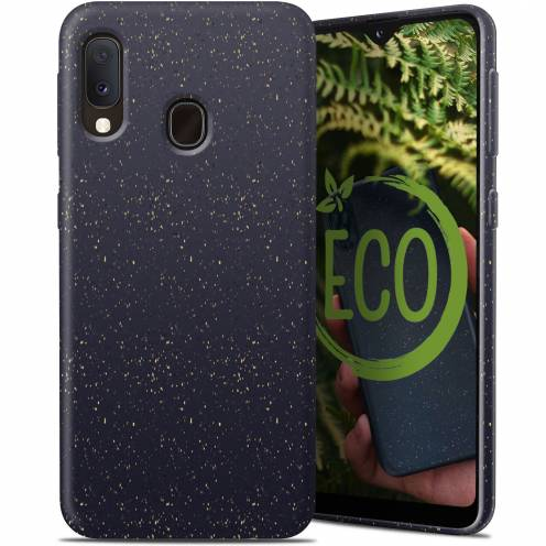 Biodegradable ZERO Waste case for Samsung Galaxy A40 black
