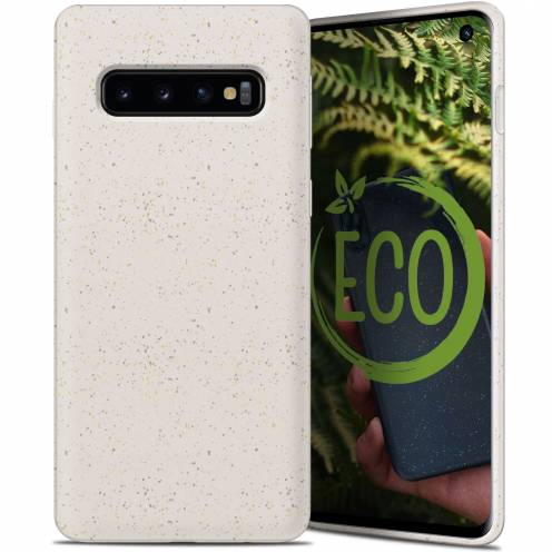 Biodegradable ZERO Waste case for Samsung Galaxy S10 nature