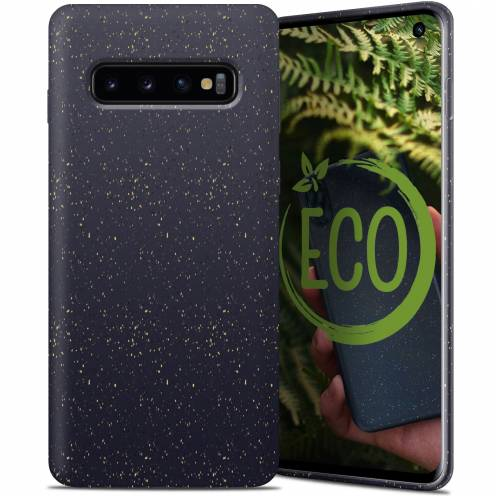 Biodegradable ZERO Waste case for Samsung Galaxy S10 black