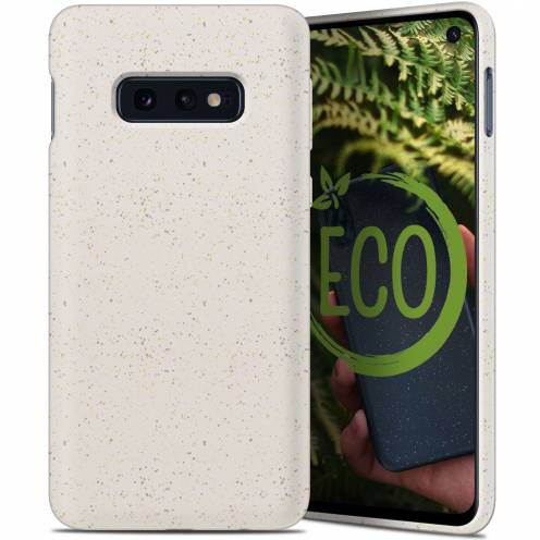 Biodegradable ZERO Waste case for Samsung Galaxy S10e nature