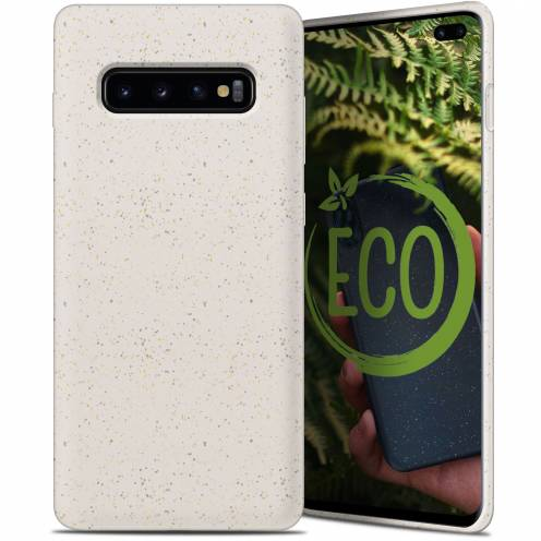 Biodegradable ZERO Waste case for Samsung Galaxy S10 Plus nature