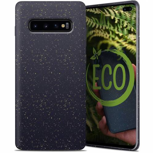 Biodegradable ZERO Waste case for Samsung Galaxy S10 Plus black
