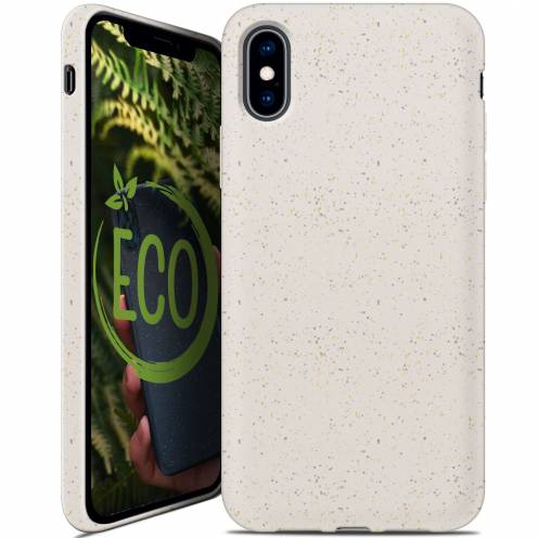 Biodegradable ZERO Waste case for iPhone X / XS nature