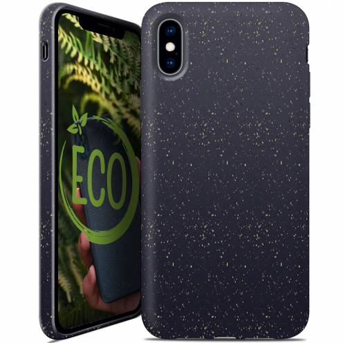 Biodegradable ZERO Waste case for iPhone X / XS black