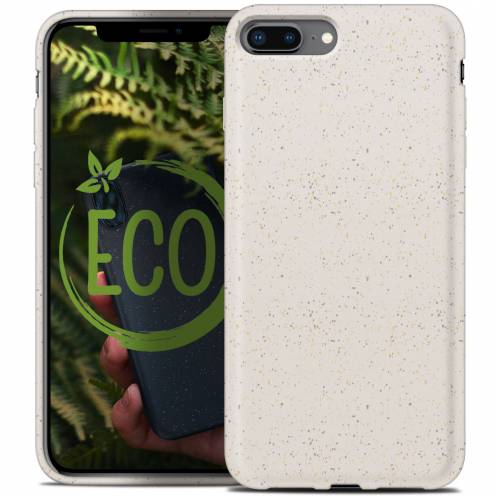 Biodegradable ZERO Waste case for iPhone 7 Plus / 8 Plus nature